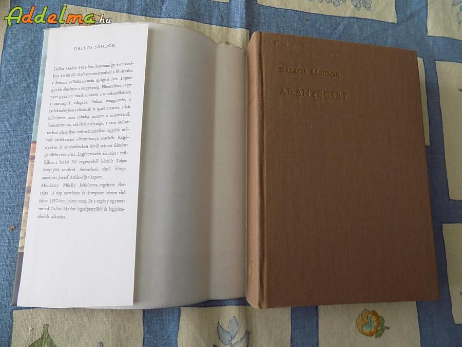 Dallos Sándor: A nap szerelmese / Aranyecset (1973)