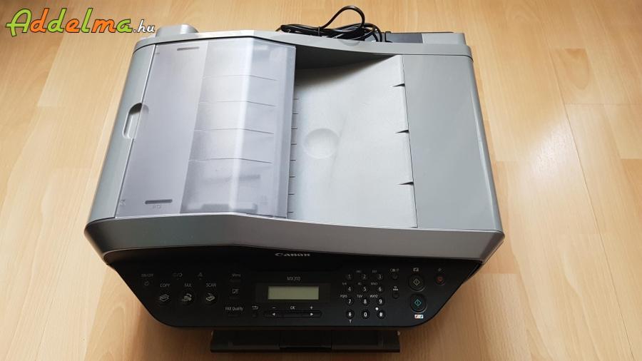 Canon multifunkciós nyomtató