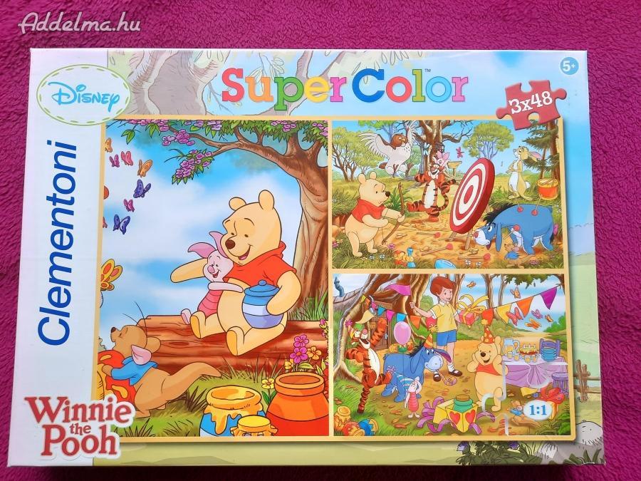 6 db Disney Puzzle