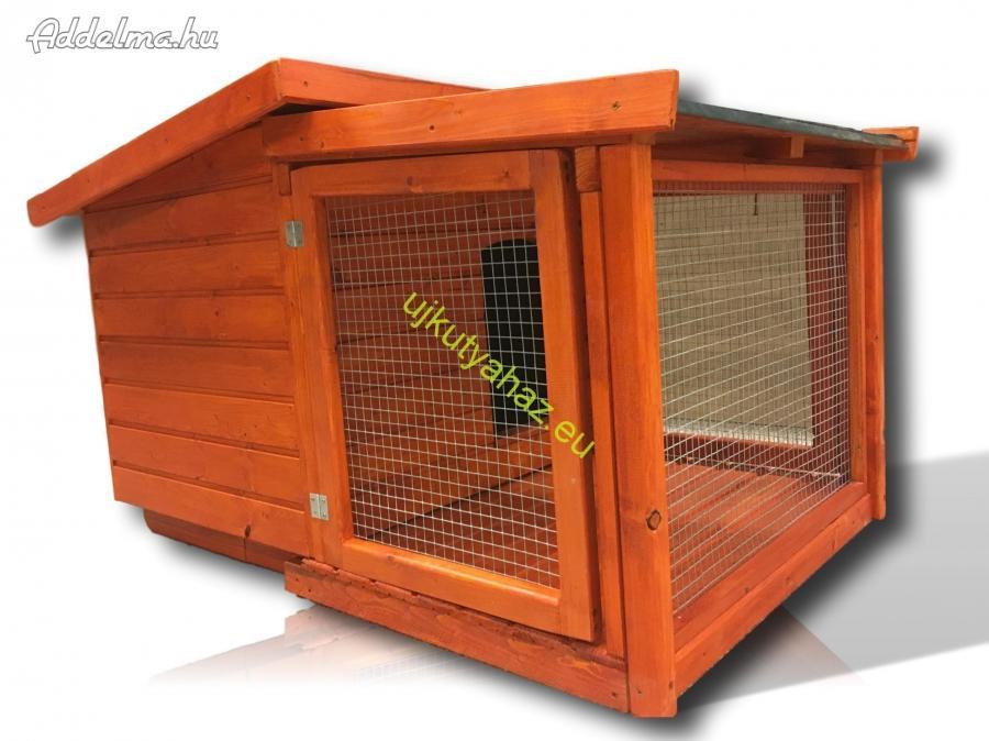 70x90 teraszos kutyaház