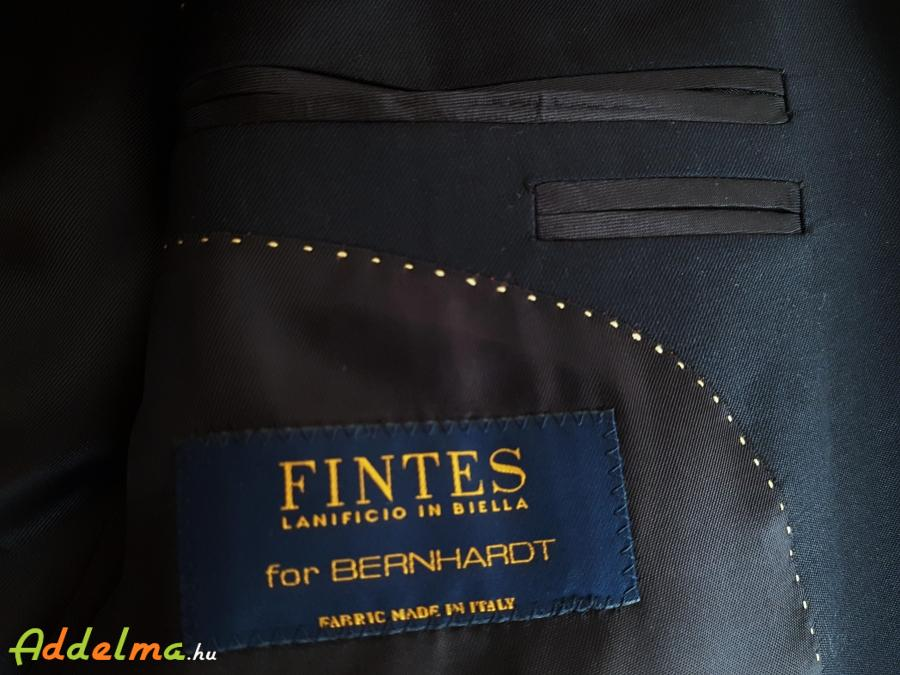 Bernhardt-Fintes 100% gyapjú férfi zakó