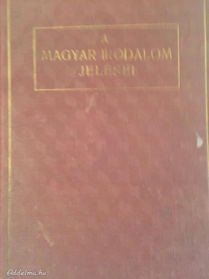 A magyar irodalom jelesei:Az okos Pimpernel   1930