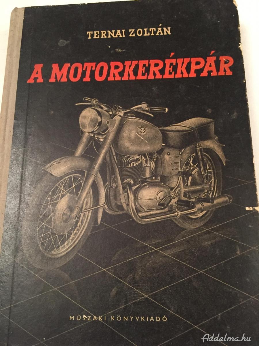 A motorkerékpár  1961