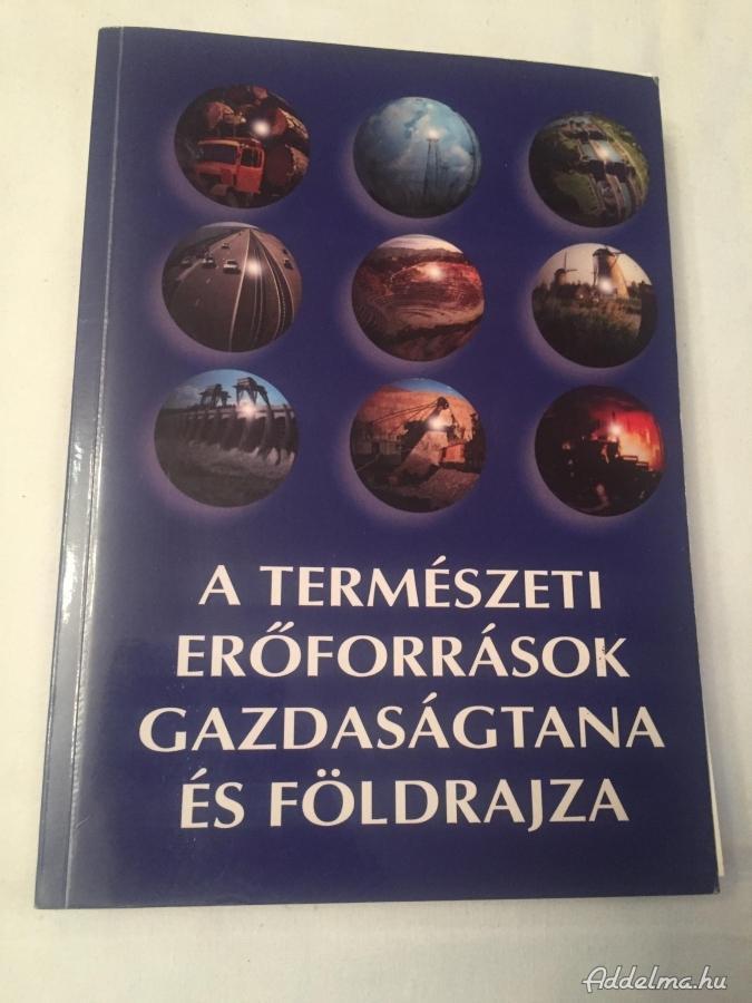 A Természeti Erőforrások Gazdaságtana és Földrajza 2003