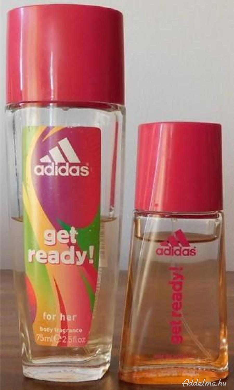 Adidas Get Ready! parfümcsomag eladó
