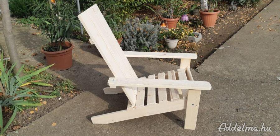 Adirondack kerti szék a gyártótól