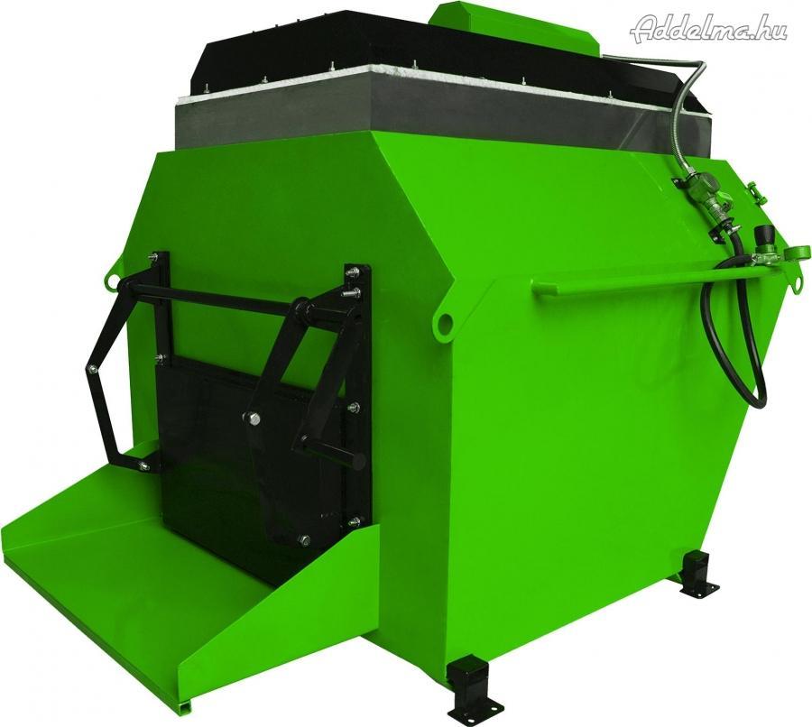 Aszfalt újrahasznosító HB-1