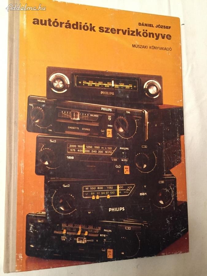 Autórádiók Szervízkönyve