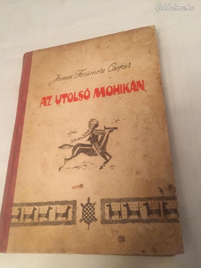 Az Utolsó Mohikán 1959