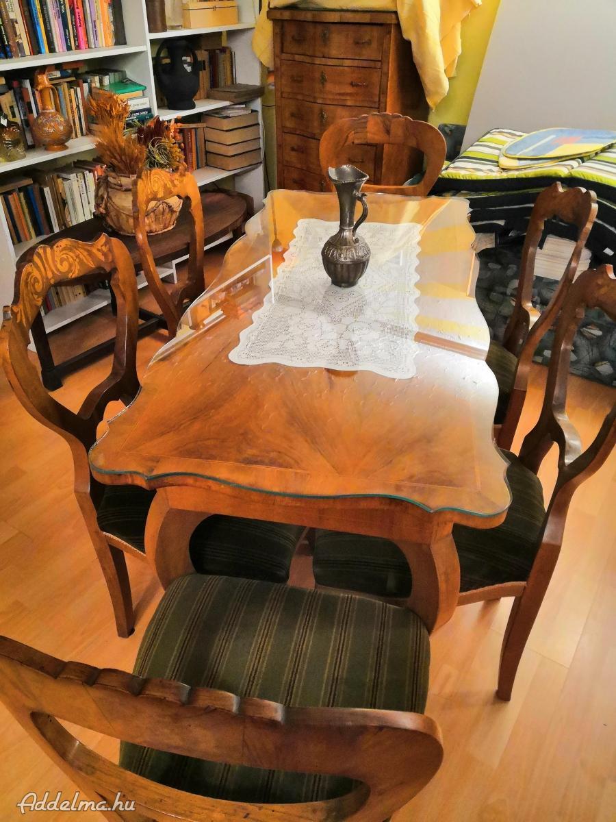 Biedermeier asztal eladó