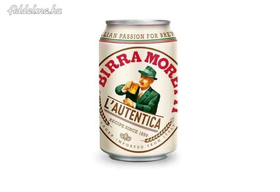 Birra Moretti 330 ML / 500 ML