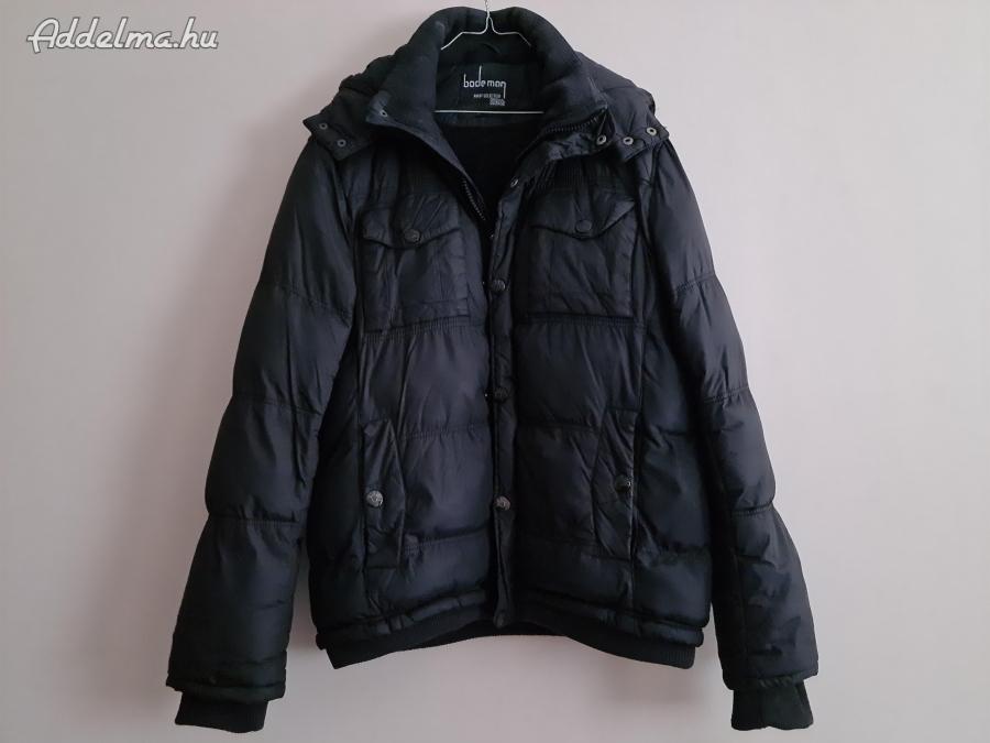 Bodeman férfi téli kabát L XL