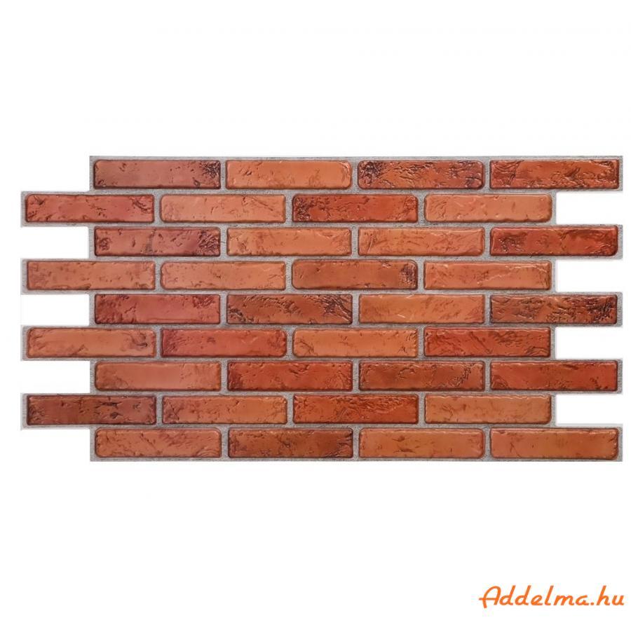 Brick Natural tégla PVC falpanel