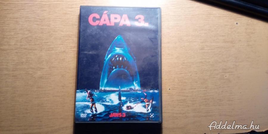 Cápa 3 DVD Film
