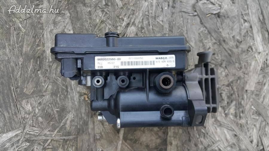 Citroen Légrugó kompresszor és légrugó javítás