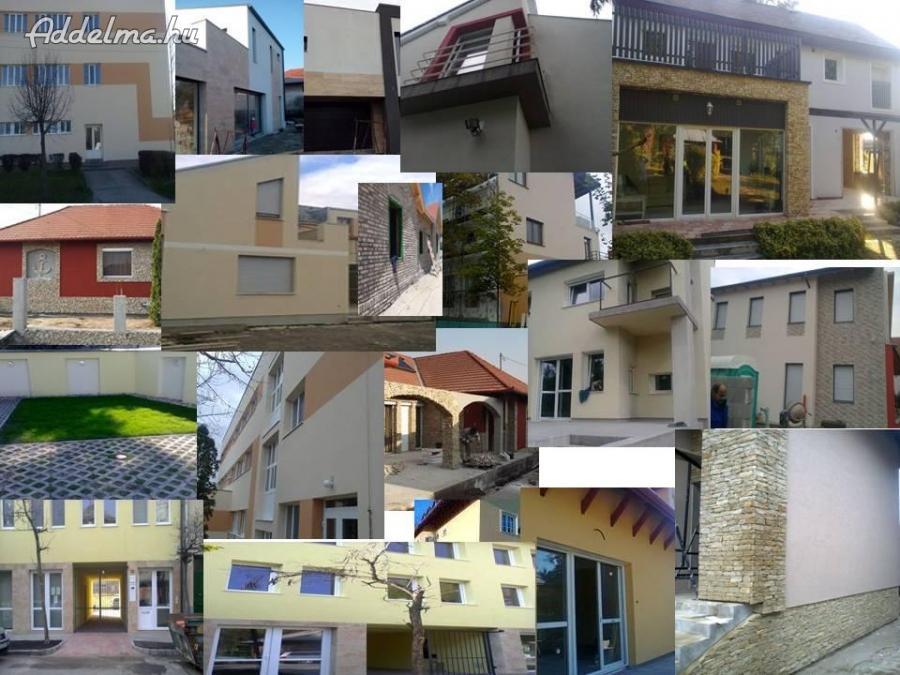 Családi házak építése,szerkezet építés