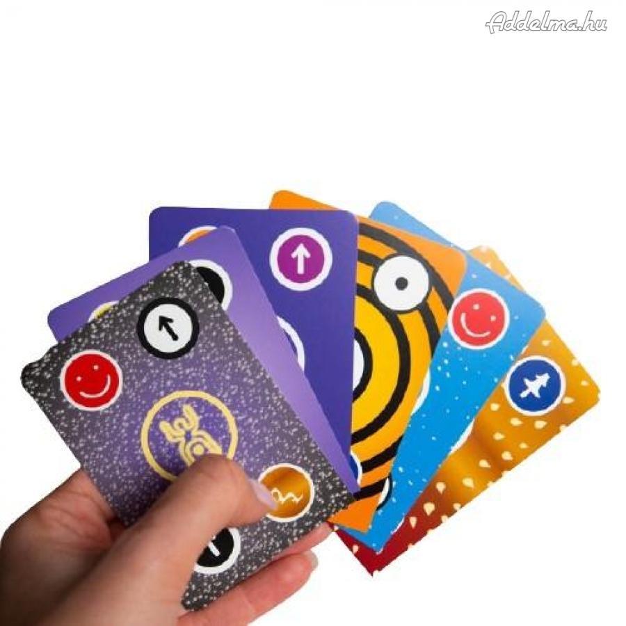 Csoda kártya - Jókedv fokozó fejlesztő játék