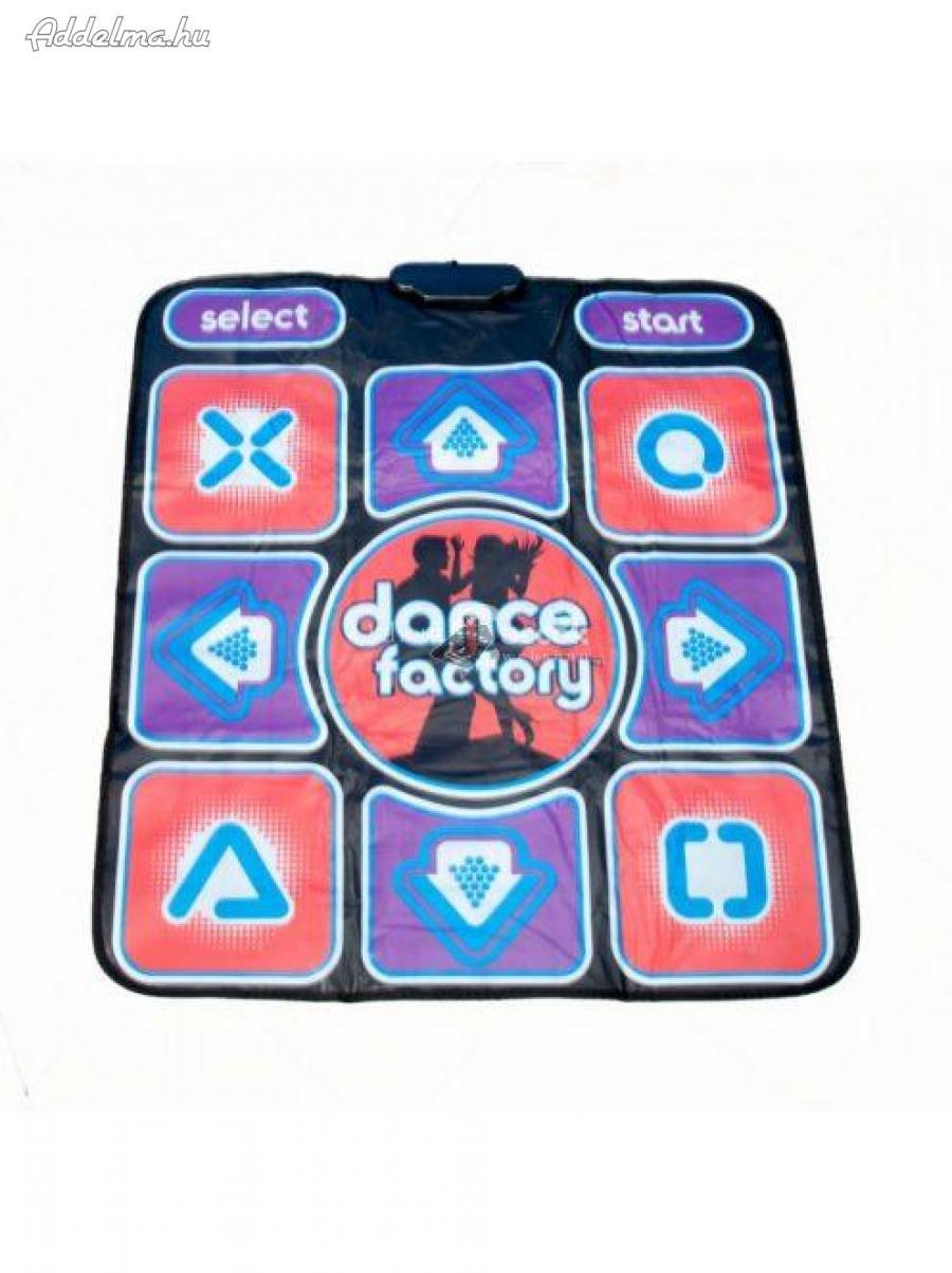 Dance Factory TV táncszőnyeg
