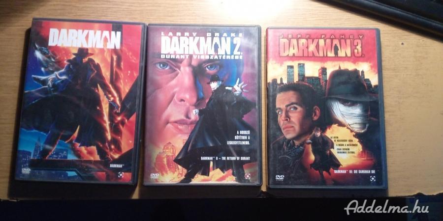 Darkman Trilógia
