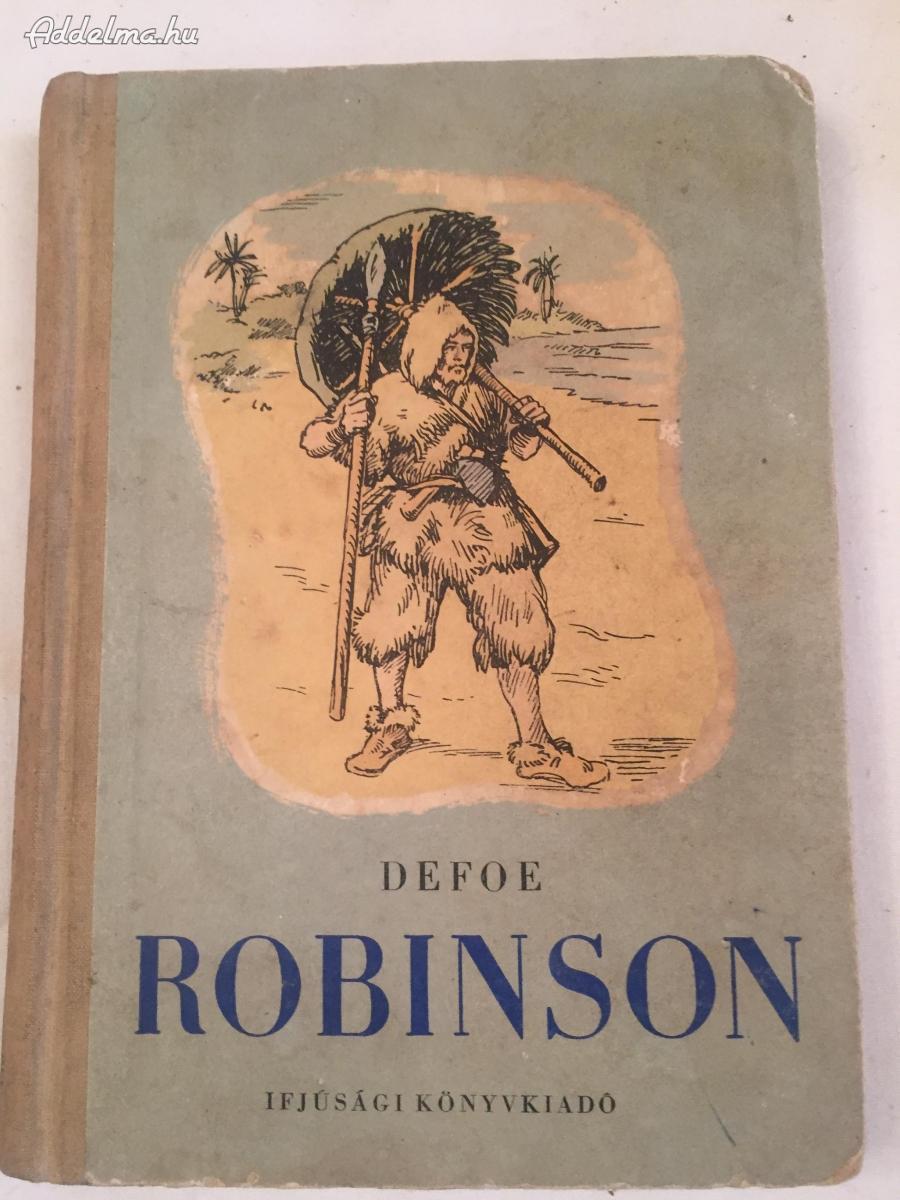 Defoe:Robinson 1957