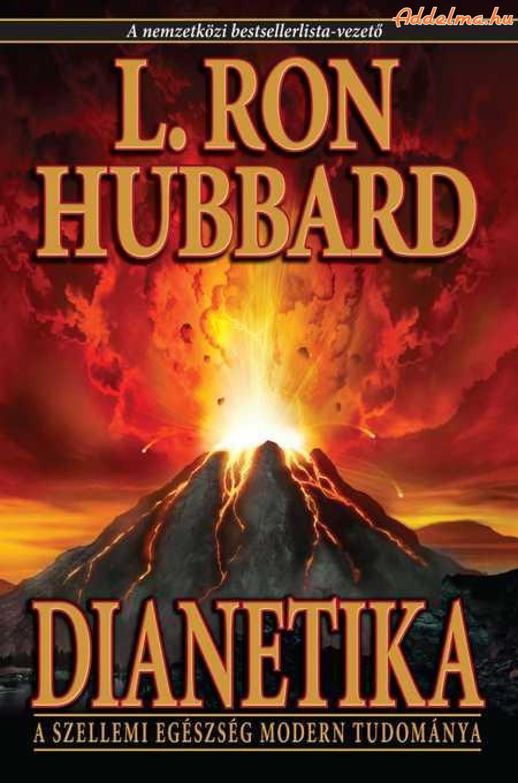 Dianetika: a szellemi egészség modern tudománya könyv eladó