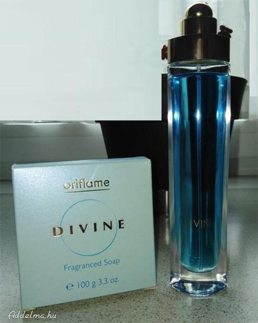 Divine parfüm + szappan eladó