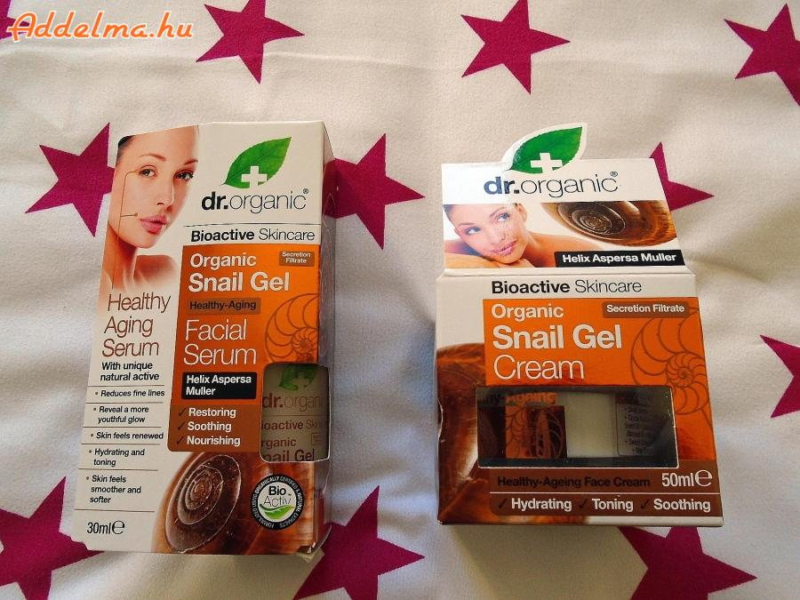 Dr. Organic csigagél karácsonyi csomag
