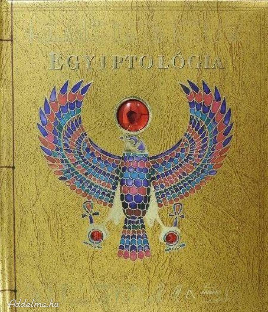 Egyiptomológia című könyv eladó