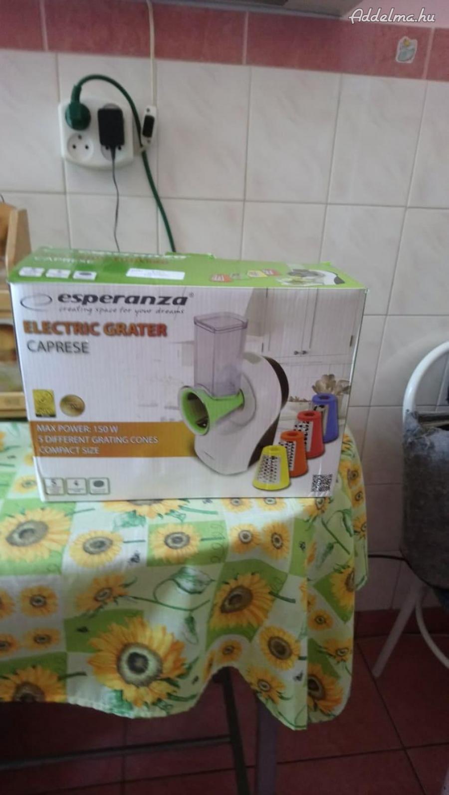 Elektromos daráló