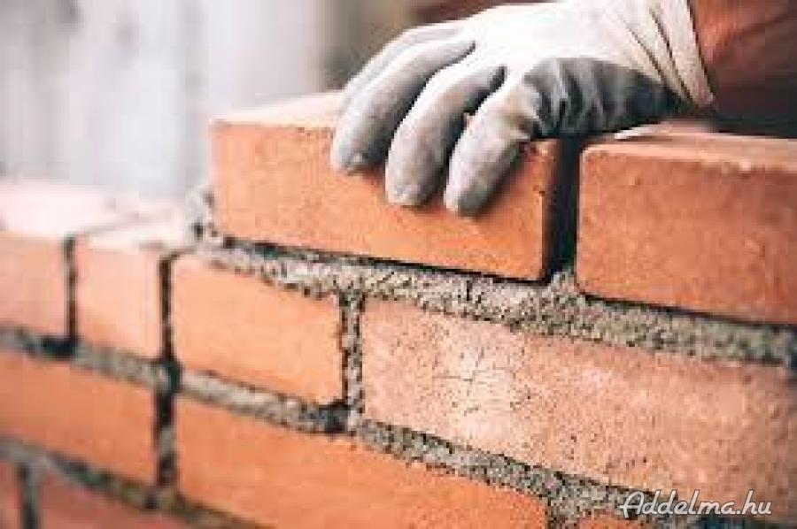Építőipari cég, Kőműves kollégát keres! Azonnali kezdéssel!