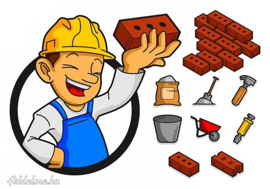 Építőipari dolgozni akaró férfi munkatársunkat keressük!