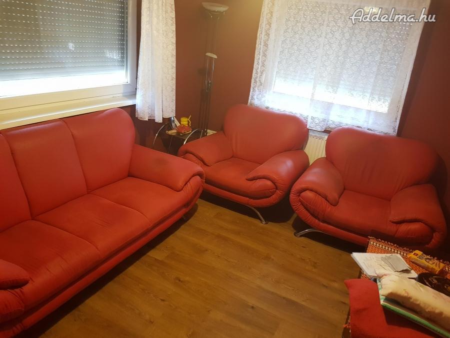 Exkluzív német ülőgarnitúra jó áron eladó!
