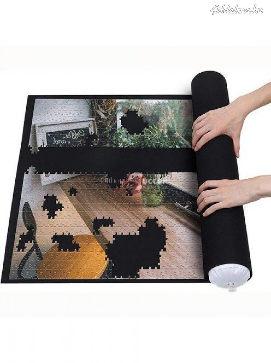 Feltekerhető puzzle alátét szőnyeg