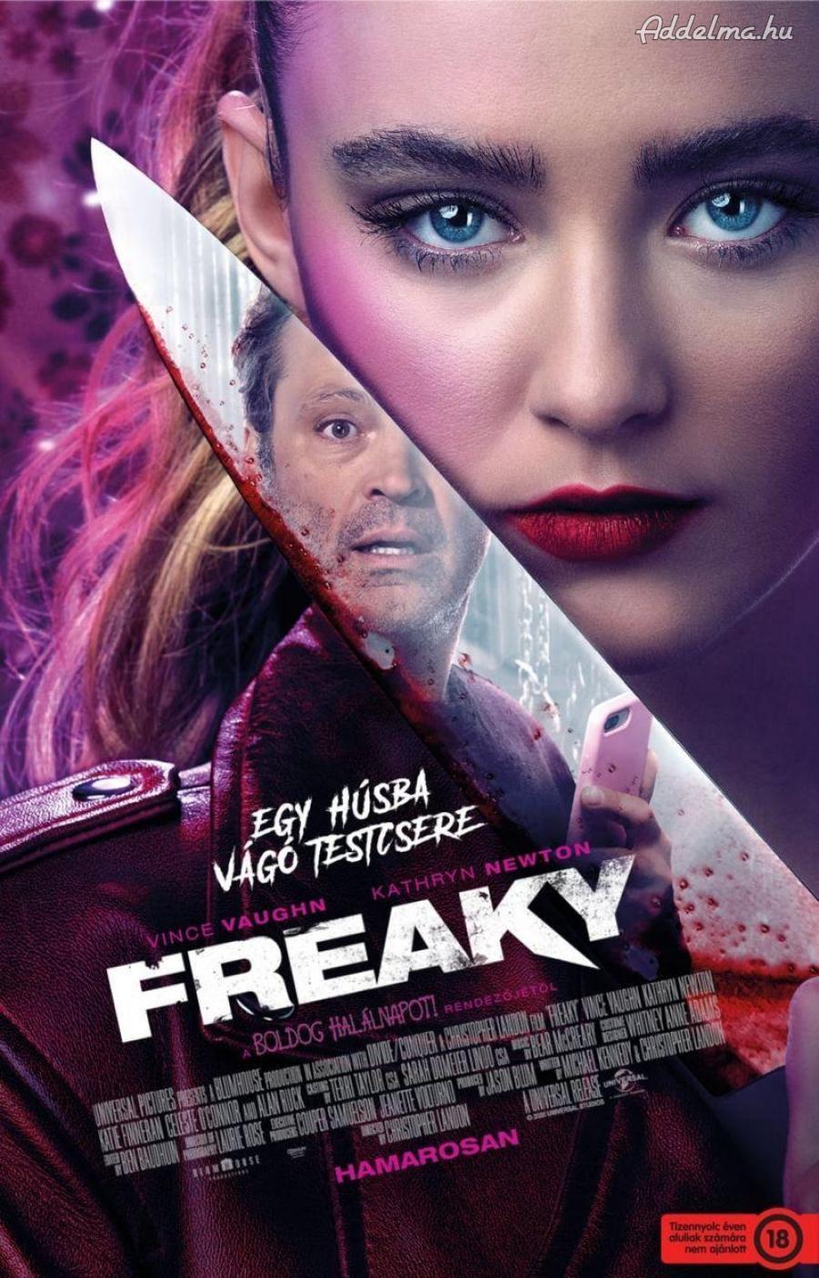 Freaky film mozi plakát poszter