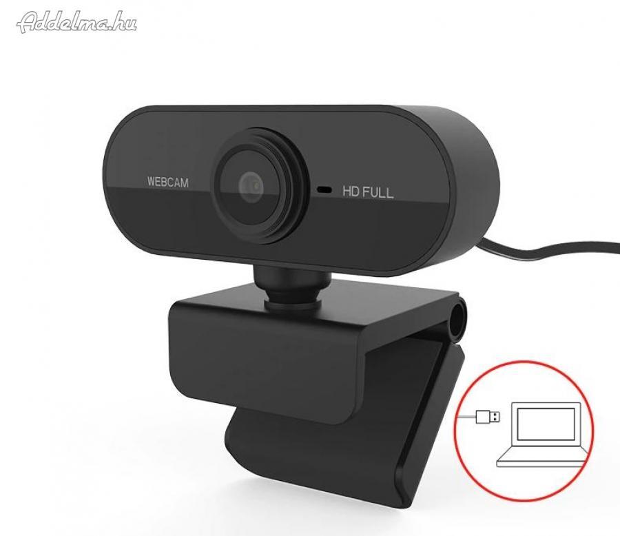 FullHD 1080P USB Autofókuszos webkamera