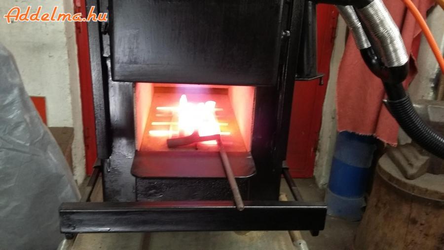 Gázüzemű kovácskohó
