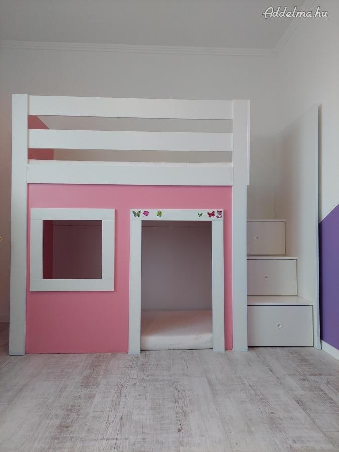 Gyerek emeletes ágy