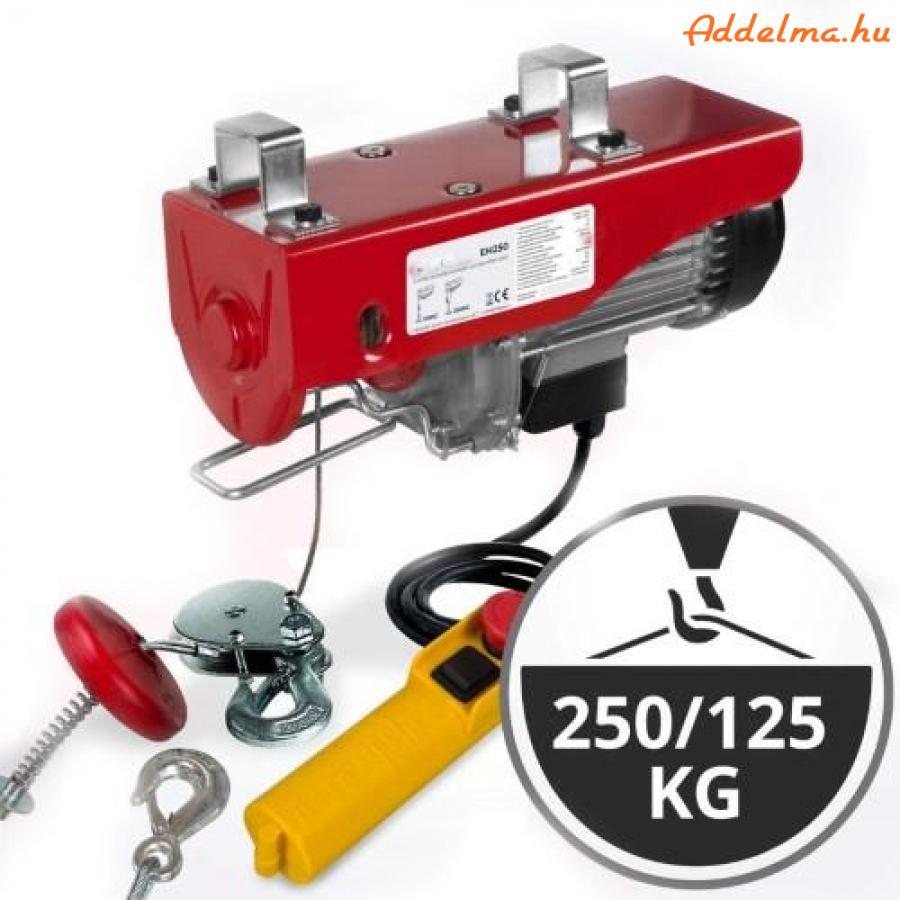 Haina HB-6741 Drótköteles Emelő 125kg/250kg 2000W