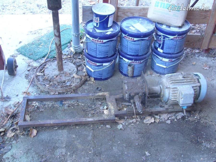 Hidraulikaszivattyú eladó