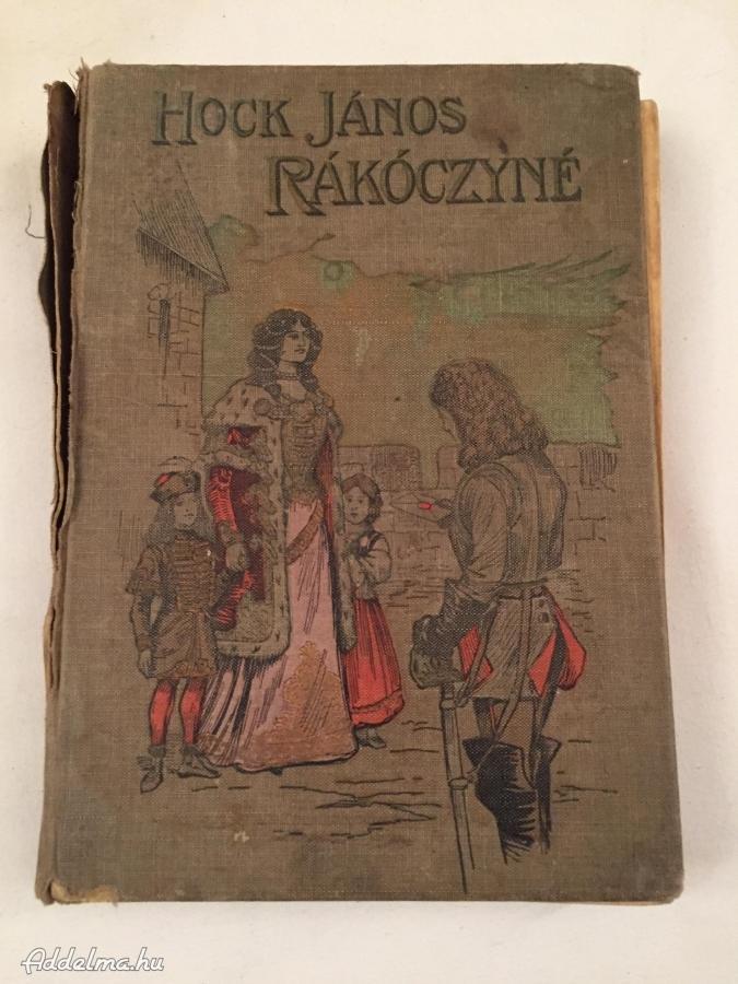 Hock János:Rákóczi Ferencné 1905