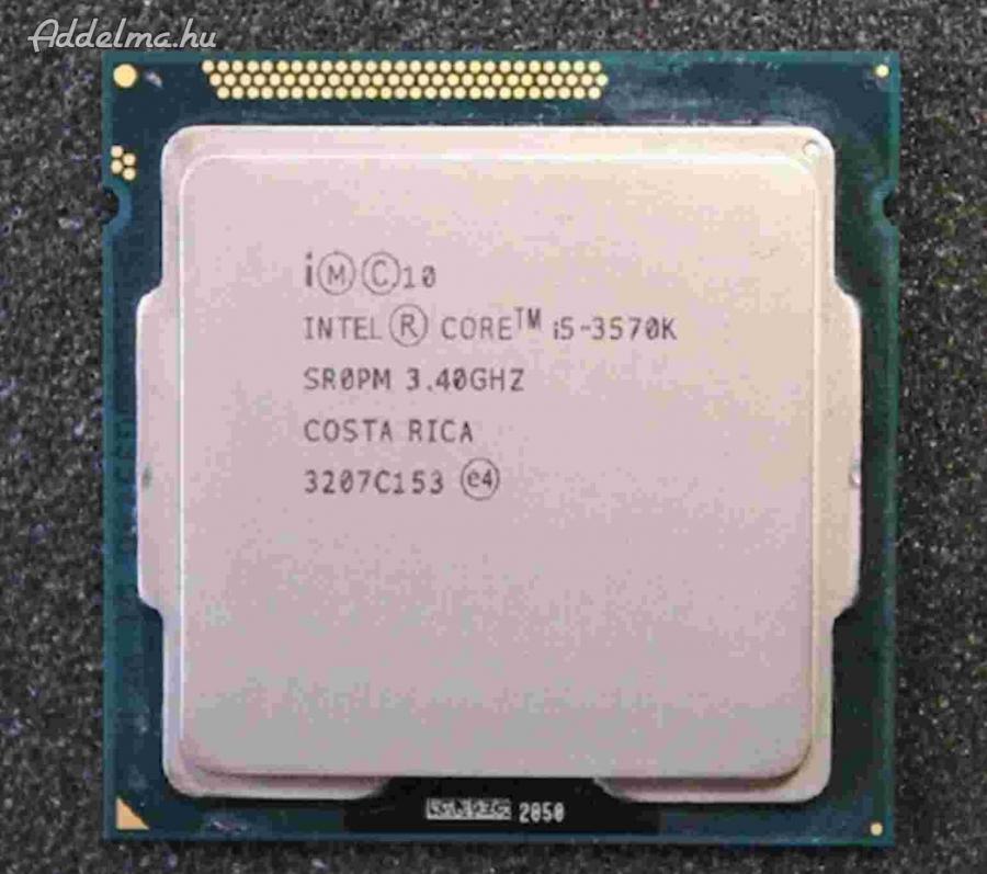 Intel Core i5-3570K Processzor