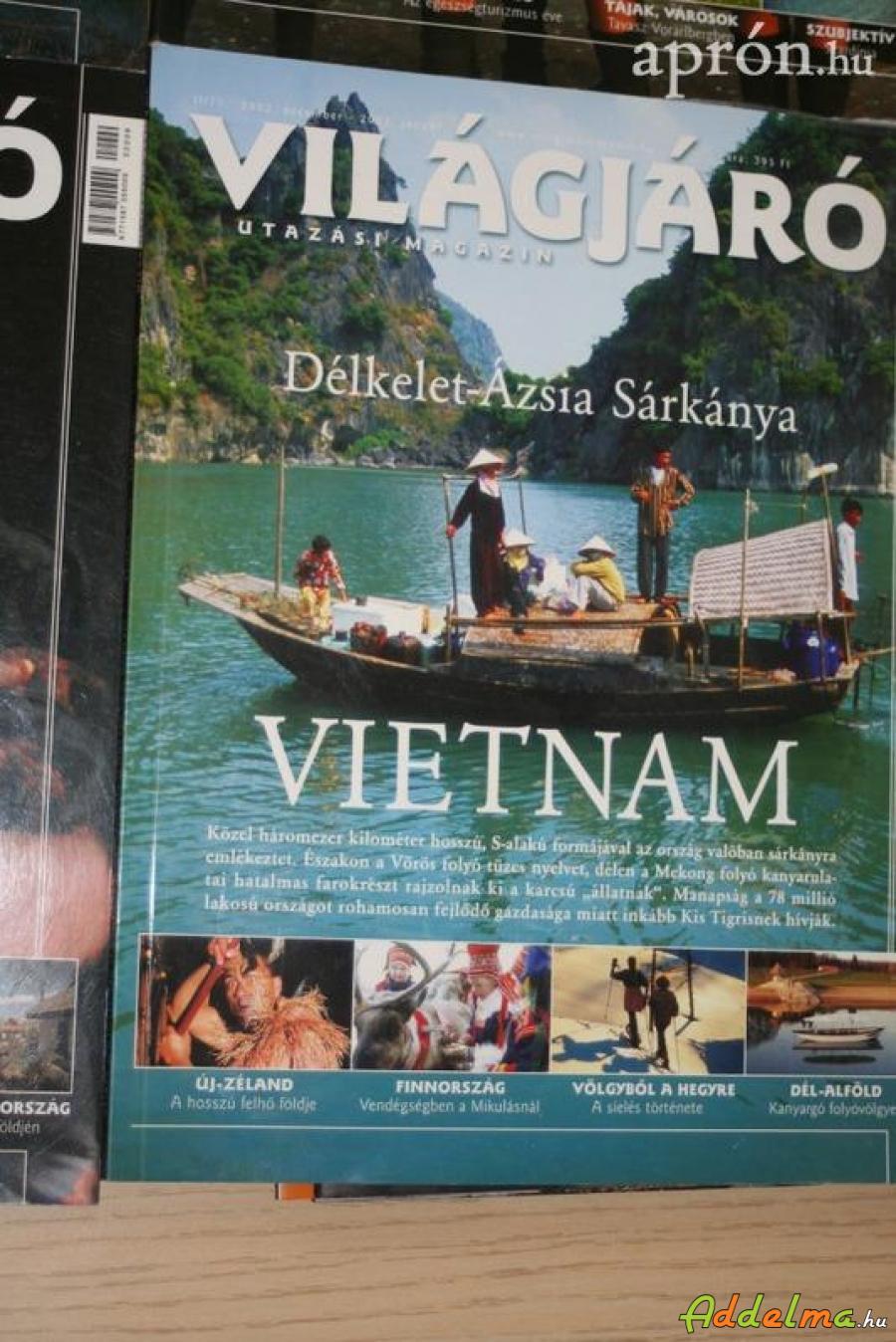 Világjáró magazin