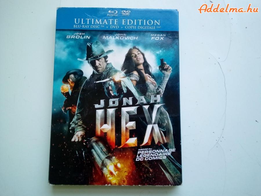 Jonah Hex Blu-ray és DVD
