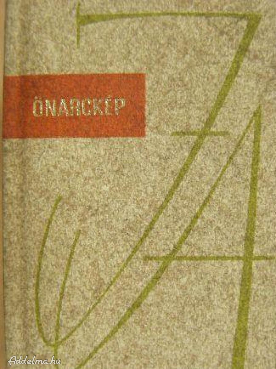 József Attila Önarckép című könyv eladó