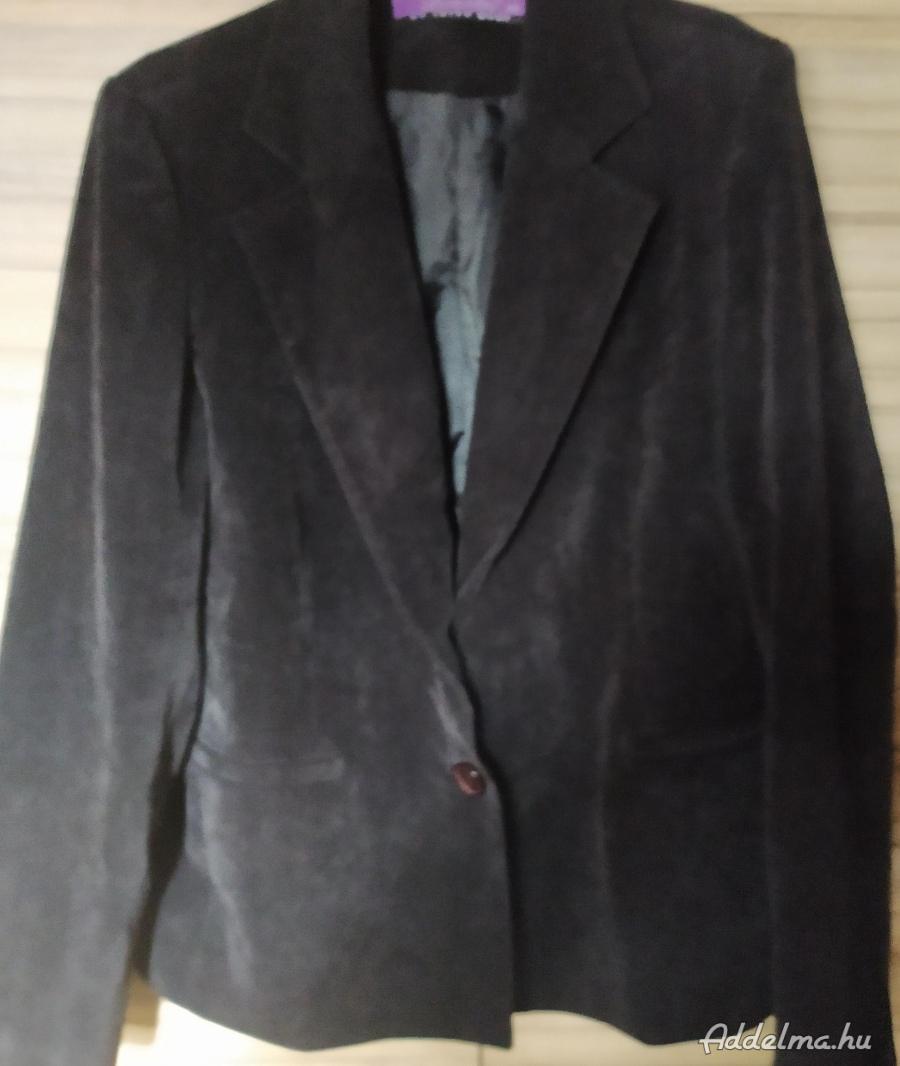 Kabát kordbársony 46-os
