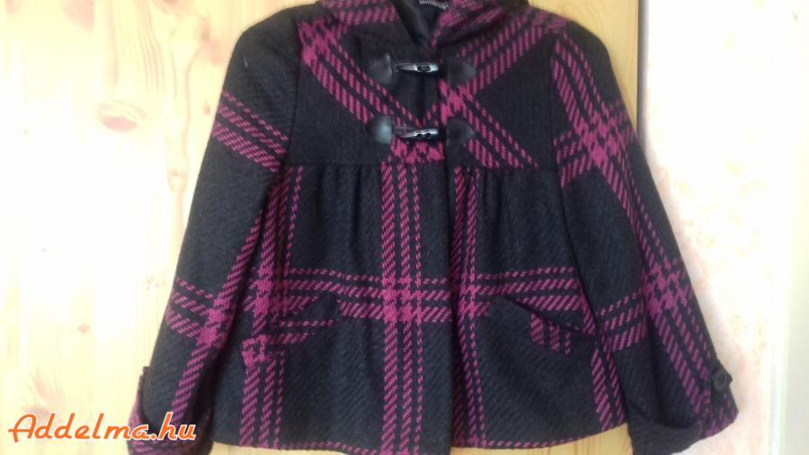 Kapucnis kabát ,38-as  mérettel