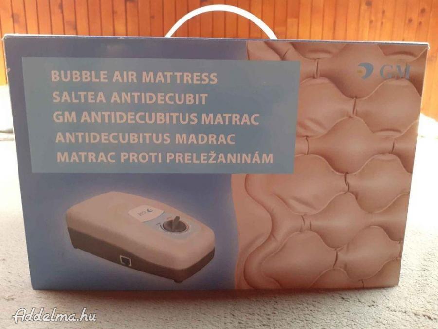 Keveset használt dekubitusz elleni matrac eladó!
