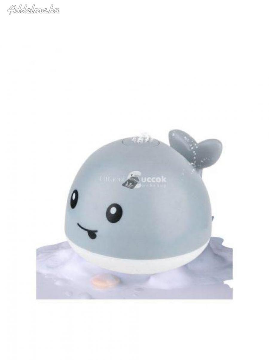 Kis bálna fürdőkád játék