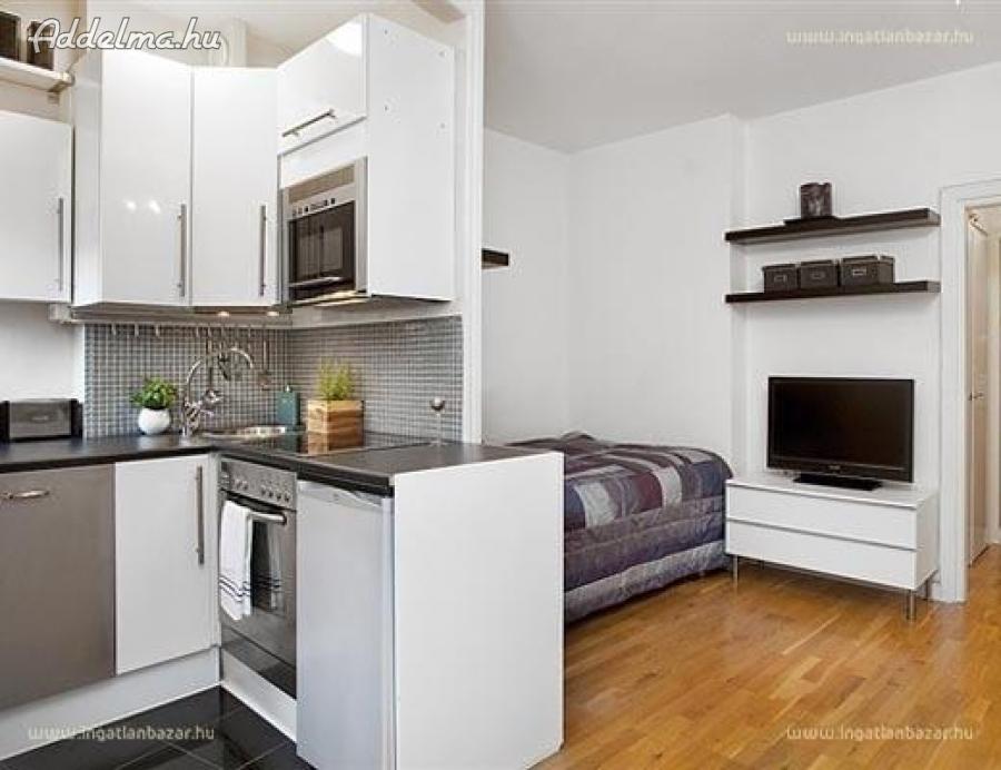 Kispesten 1 szobás lakás kiadó