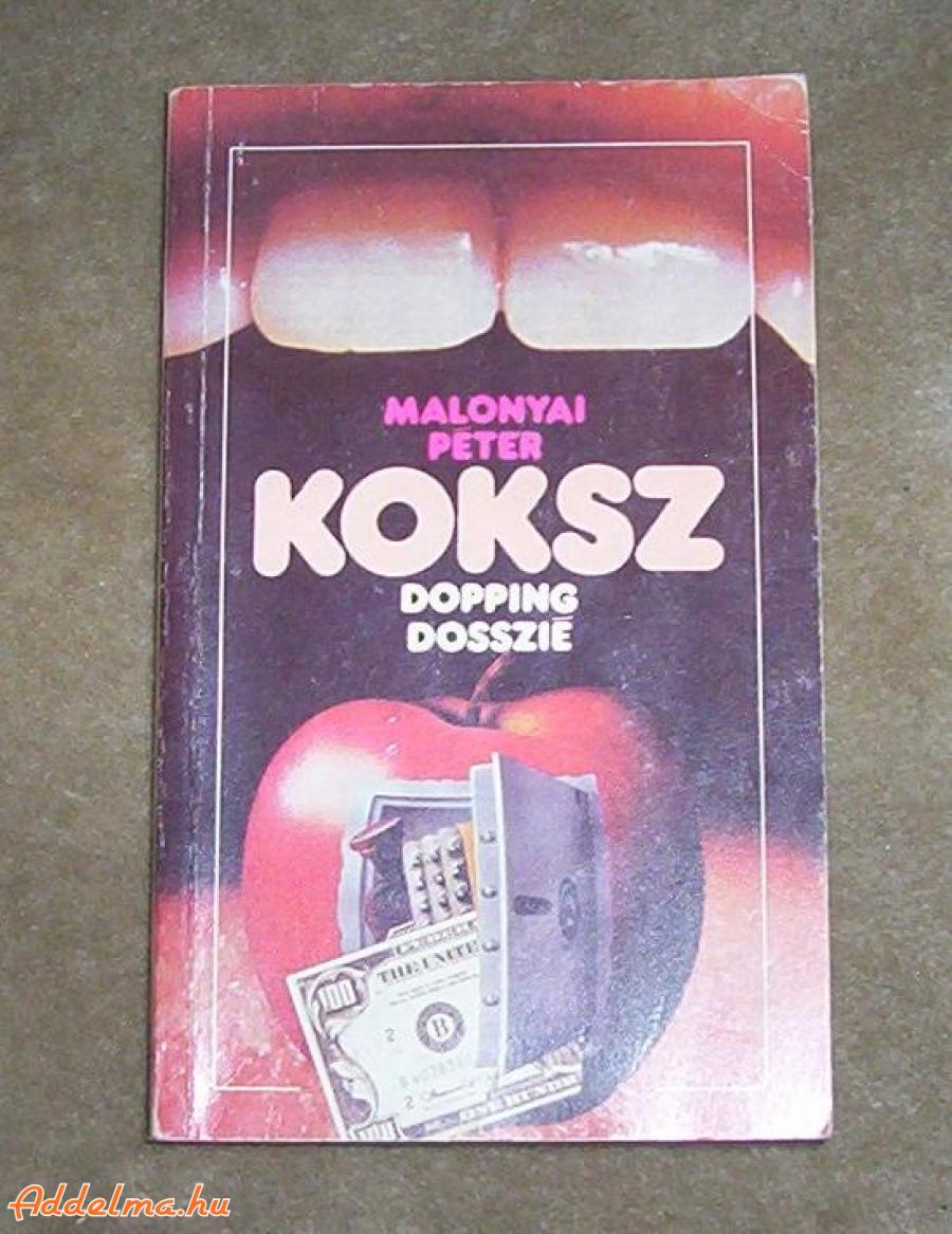 Könyv eladó - Koksz